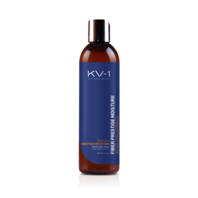 KV-1 Fiber Prestige Moisture Shampoo Интенсивно увлажняющий шампунь