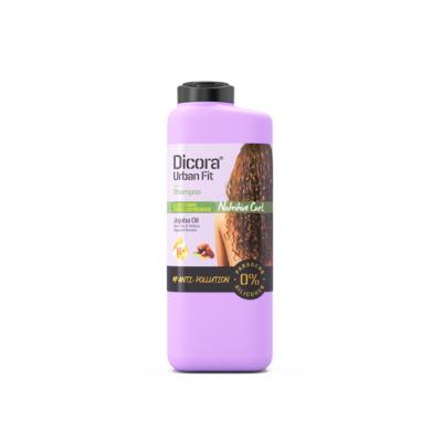 Dicora Urban Fit Shampoo Curly Hair Шампунь для вьющихся волос с протеинами