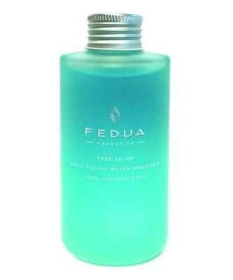 Fedua Nail Polish Water Remover Cредство для снятия лака (стеклянная бутылка)