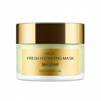 Zeitun Fresh Hydrating Mask Masdar Oasis Освежающая экспресс-маска для лица