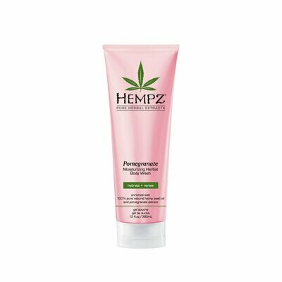 Hempz Pomegranate Body Wash Гель для душа Гранат