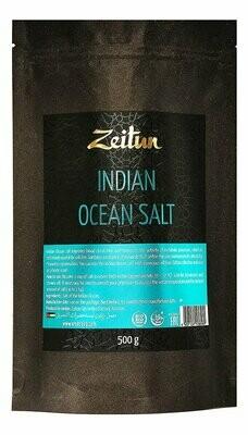 Zeitun Natural Indian Ocean Salt Соль Индийского океана