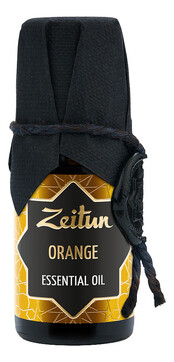 Zeitun Orange Essential Oil Эфирное масло Апельсин