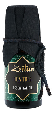Zeitun Tea Tree Essential Oil Эфирное масло Чайное дерево