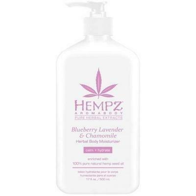 Hempz Blueberry Lavender & Chamomile Молочко для тела увлажняющее Лаванда, Ромашка и Дикие Ягоды