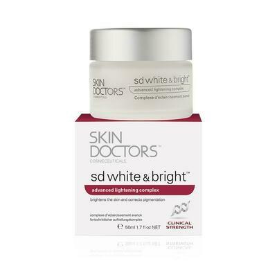 Skin Doctors SD White & Bright Отбеливающий крем против пигментации
