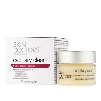 Skin Doctors Capillary Clear Крем для кожи лица с проявлениями купероза