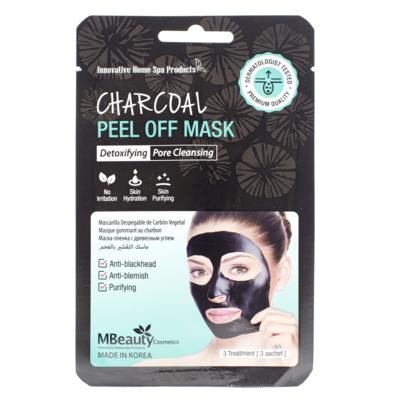 MBeauty Charcoal Peel Off Mask Маска-пленка с древесным углем для очищения пор