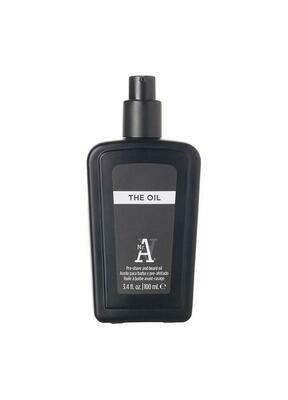 ICON The Shave The Oil Масло для бороды и подготовки кожи к бритью