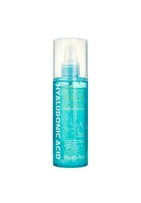 FarmStay Hyaluronic Acid Multi Aqua Gel Mist Гель-спрей для лица с гиалуроновой кислотой