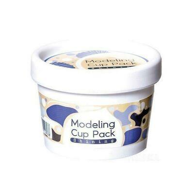 Inoface Modeling Cup Pack Shining Альгинатная маска для сияния кожи