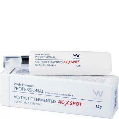 Wish Formula Fermented AC-X Spot Крем от угревой сыпи