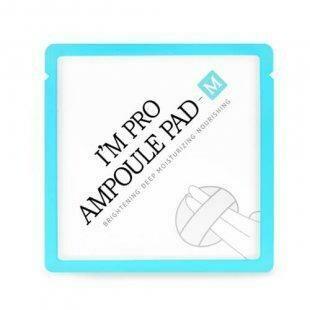 Wish Formula I'm Pro Ampoule Pad – M Увлажняющие и питательные диски для лица с муцином улитки