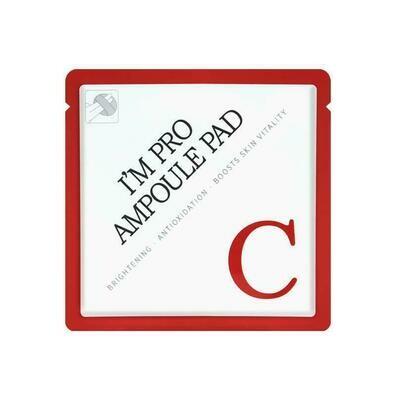 Wish Formula I'm Pro Ampoule Pad-C Диски для лица с витамином С (10%) и комплексом масел