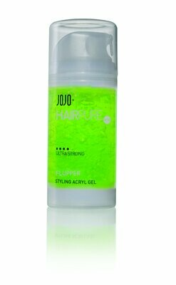 JoJo Ultra Strong Flupper Флаппер гель для укладки волос