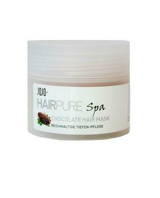 JoJo Straight Chocolate Hair Mask Разглаживающая шоколадная маска для волос
