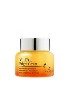 The Skin House Vital Bright Creme Крем с витамином С для сияния кожи