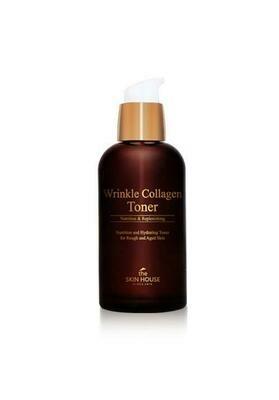 The Skin House Wrinkle Collagen Toner Анти-возрастной тоник с коллагеном