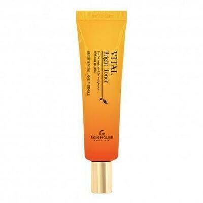 The Skin House Vital Bright  Eye Creme Витаминизированный осветляющий крем для глаз