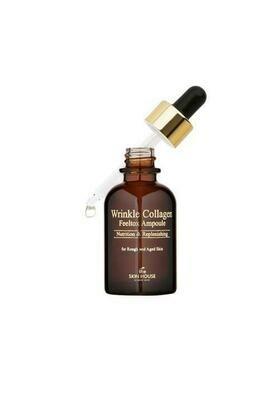 The Skin House Wrinkle Collagen Feeltox Ampoule Ампульная сыворотка с коллагеном