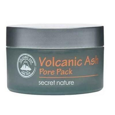 Secret Nature Volcaniс Ash Pore Pack Очищающая маска для лица с вулканическим пеплом