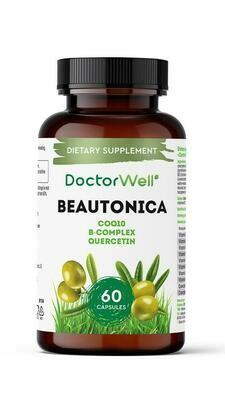 DoctorWell Beautonica Control Time Q10 БАД для молодости кожи
