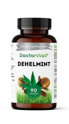 DoctorWell Dehelmint БАД  от паразитов