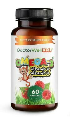 DoctorWell Omega-3 Kids БАД