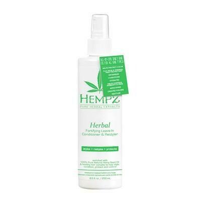 Hempz Herbal Fortifying Leave-In Conditioner & Restyler Несмываемый защитный кондиционер
