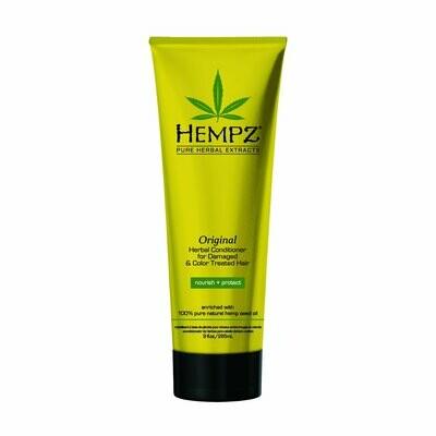 Hempz Original Herbal Conditioner Кондиционер для поврежденных и окрашенных волос