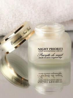 Evasion Nourishing Cream Night Priority антивозрастной крем с энзимами
