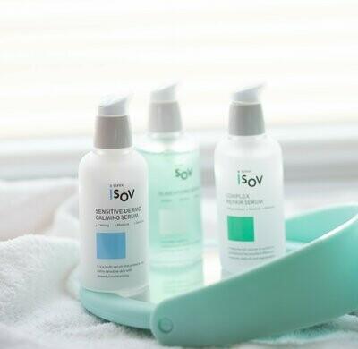 Isov Sensitive Dermo Calming Serum Айсов восстанавливающая сыворотка для лица