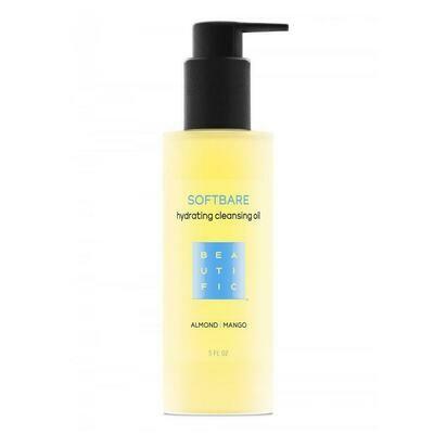 Beautific Softbare Hydrating Cleansing Oil Увлажняющее гидрофильное масло с маслами миндаля и манго