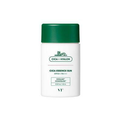 VT Cica Hyaluron Essence Sun SPF50+/PA++ Солнцезащитная эссенция с гилуроновой кислотой