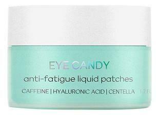 Beautific Eye Сandy Anti-Fatique Liquid Patches Жидкие гидрогелевые патчи для кожи вокруг глаз с кофеином и гиалуроновой кислотой