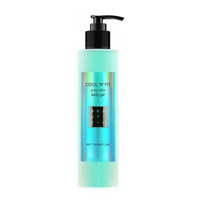 Beautific Cool 'N' Fit Cryo-Slim Body Gel Антицеллюлитный крио-гель для тела с маслом мяты, апельсином и лаймом