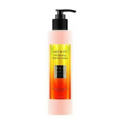Beautific Hot 'N' Fit Fat Burning Thermo-Cream Термоактивный крем для тела для похудения с эссенцией грейпфрута, гуараной и карнитином