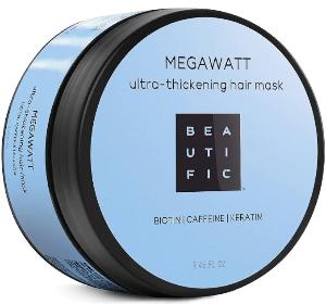 Beautific Megawatt Ultra-Thickening Hair Mask Маска для ультра-объема и активного роста волос