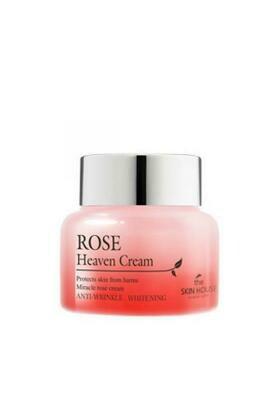 The Skin House Rose Heaven Cream Успокаивающий крем с розой