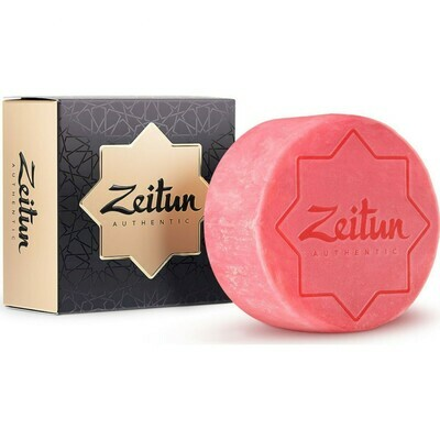 Zeitun Authentic Aleppo Soap Алеппское мыло премиум