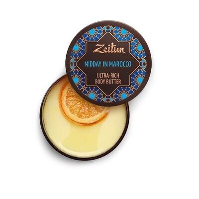"""Крем-масло для тела """"Марокканский полдень"""". С лифтинг-эффектом"""