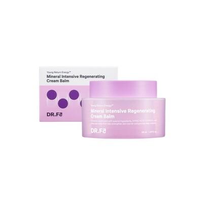 DR.F5 Mineral Intensive Regenerating Cream Balm Крем питательный с морскими минералами