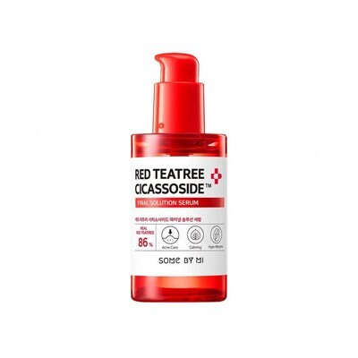 SOME BY MI Red Teatree Cicassoside Derma Solution Serum Успокаивающая сыворотка с экстрактом красного чайного дерева