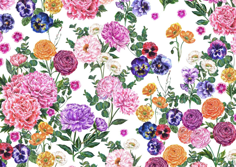 Victoria Sanders Botanica print