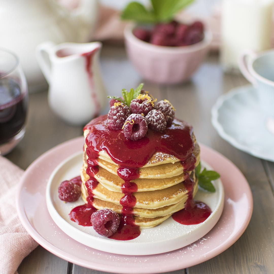 Pancake 3pz.