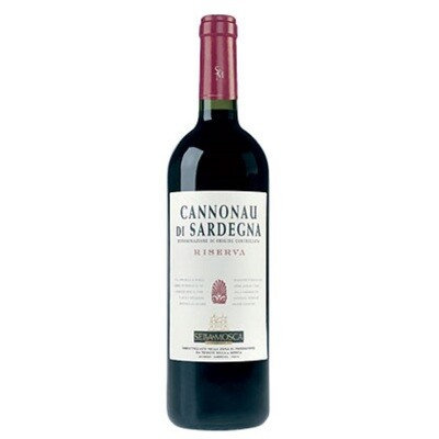 Sella & Mosca Cannonau Riserva | Bottiglia
