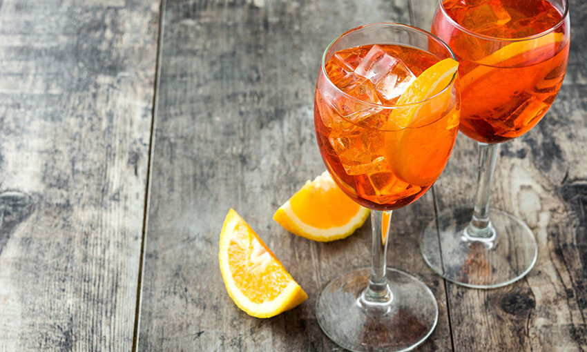 Virgin Spritz