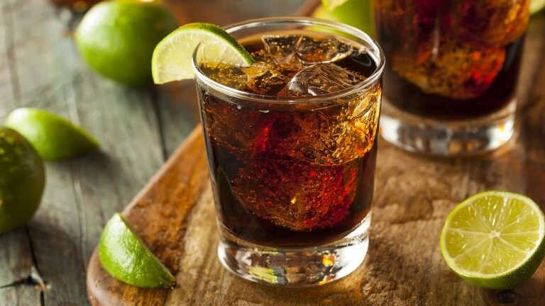 Whisky & Cola