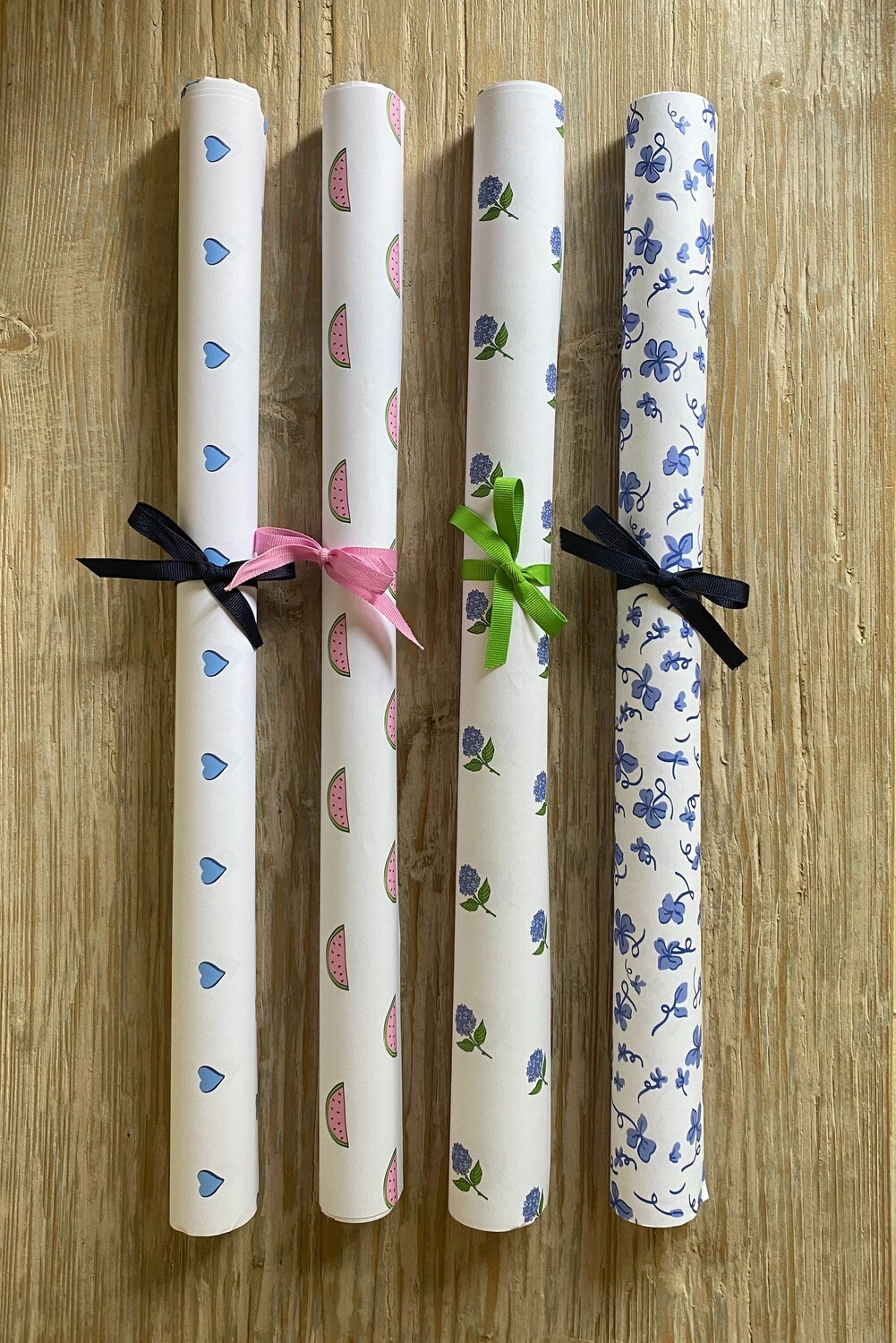 Set of Wrapping paper
