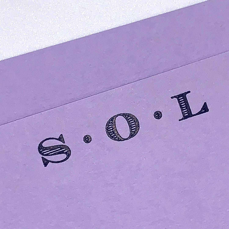 Custom - Foil Stamp